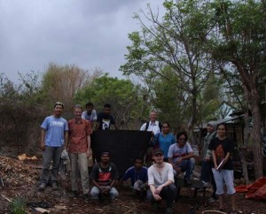 The NGI/NMBU/ISRI team at West-Timor.