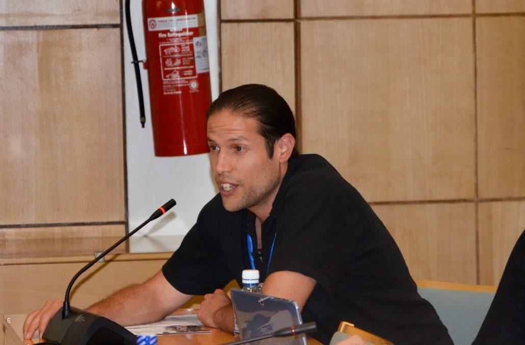 Ruy Anaya de la Rosa, B4SS project director